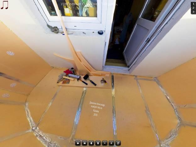 Утепление балкона своими силами - 13 июня 2010 - блог - обши.